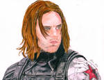 Winter Soldier by kleopetra007