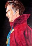 Doctor Strange by kleopetra007