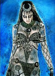 Suicide Squad: Enchantress by kleopetra007