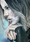 Kate Beckinsale - Underworld by kleopetra007
