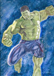 Hulk by kleopetra007