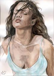 Megan Fox by kleopetra007
