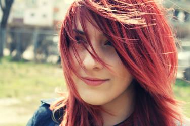 blowing in the wind ioana by mihaela-lu
