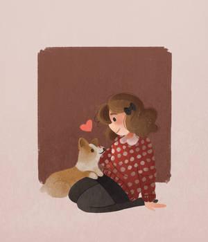 Love by morgansketch