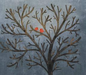 Branches by morgansketch