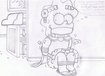 Lisa the druid girl robbed by hypermagneto999