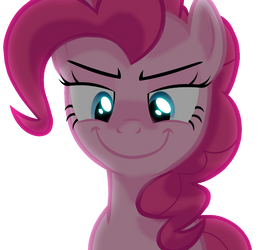 Pinkie pie Vector by Burnokero