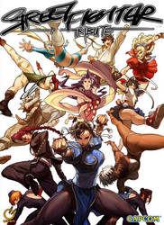 street fighter by Starcrime