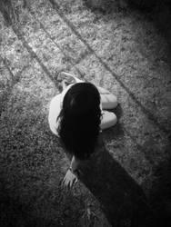 Prisoner of herself... by o0-Emma-0o