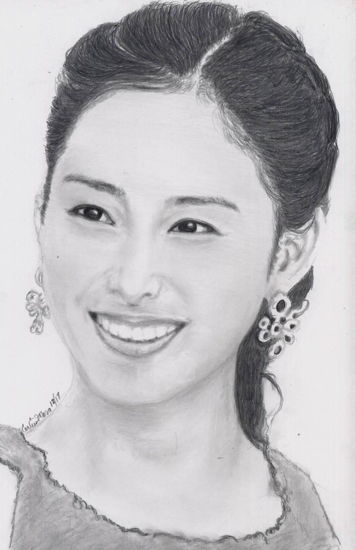 Kim Tae Hee by CezLeo