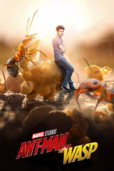 Antman Final by gpsingh10