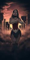 Wonder Woman by ZigEnfruke