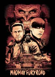 Mad Max Fury Road by ZigEnfruke