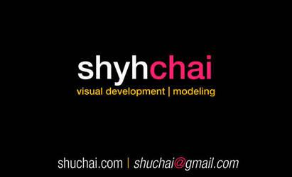Shyh Chai Demo Reel 2010 by shubacca