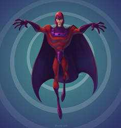 Magneto by shubacca