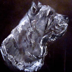 Pastel dog II by Magdalena888