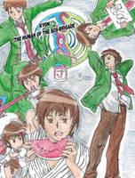 Kyon: The Human of the S.O.S Brigade by MichiruYami