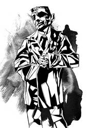 Constantine, John Constantine by Puly1333