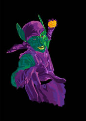 Green Goblin by Puly1333