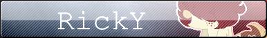 ~Remake/// Ricky (fan button) by KingRipple