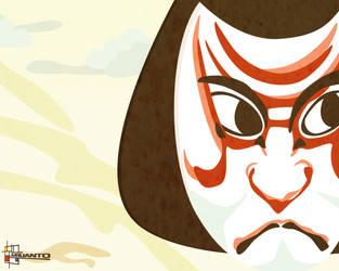 Kabuki by wombologist