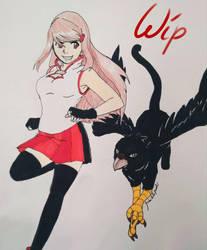 WIP by YukiLilaPudel