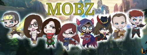 M0BZ Squad by YukiLilaPudel