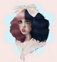 Melanie Martinez by Nati-Green