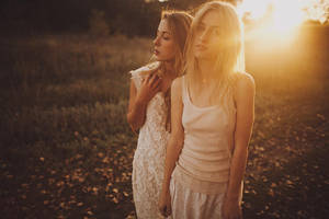 Lily and Lera by Zhivago86