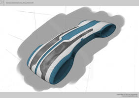 kenauer/antarian/scout_class_hovercraft by xistenceimaginations