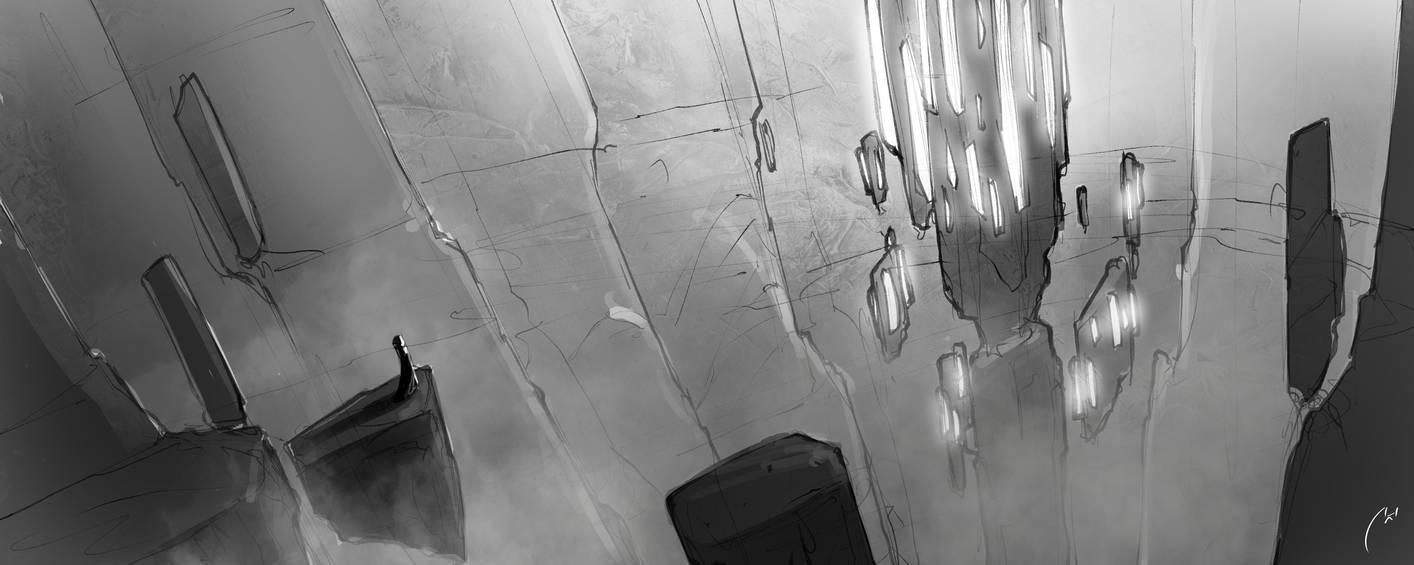 Pillar4 by xistenceimaginations