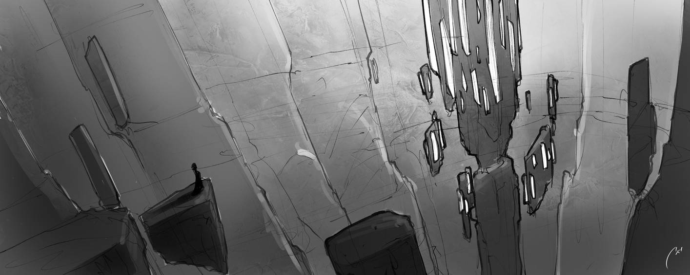 Pillar3 by xistenceimaginations