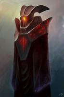 High Priest by xistenceimaginations