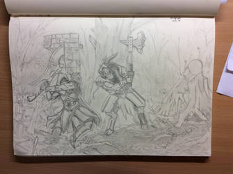 Skirmish by StyrBj0rn