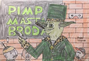 Pimp Master Broda. by 9rium74-79