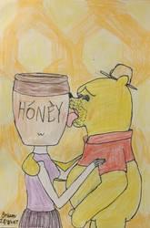 Horny Pooh. by 9rium74-79