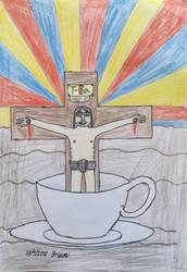 Tea Pose BC. by 9rium74-79