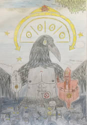 Raven. by 9rium74-79