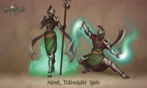 Reconquista- Monk Tidemaster by b-cesar