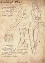 Day 03 - Female Elves - Sketchtember by b-cesar