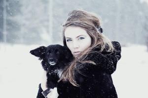 The snow queen by TheEscapistInTokyo