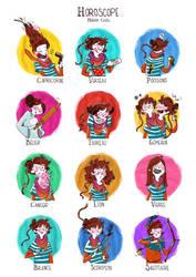 Horoscope by Marfigram