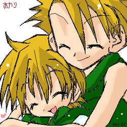 Ishida Brothers by prongsie