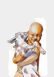Little boy by dsart972