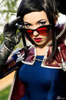 Vayne at ALA | League of Legends by Jynxed-Art