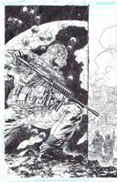 COD inks over Jim Lee by INKIST