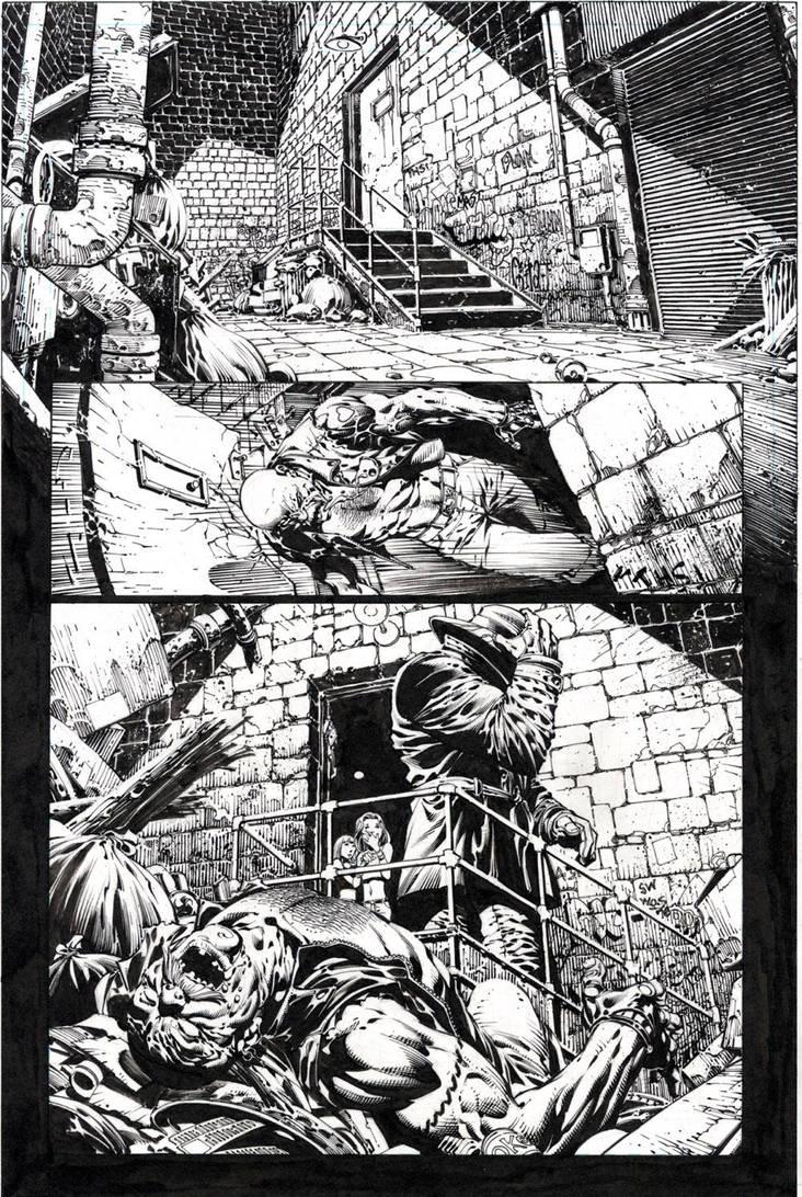 Dark Knight 1 interior by INKIST