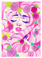 Mom Rose by PRISM0LLY