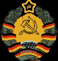 Alldeutsche Kommune Emblem by IvanZhv