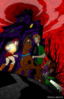 The Gang (Scooby-Doo colours) by Little--Broling